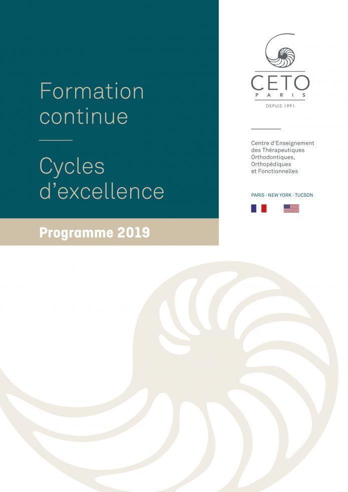 Programme des ateliers 2019