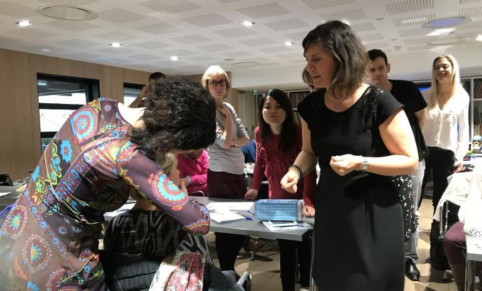 Marion Girard 09 et 10 novembre 2018
